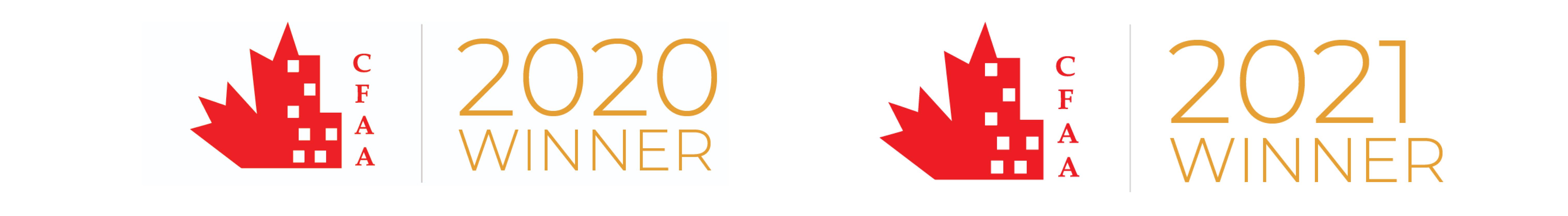 CFAA Awards Winner 2021 - 2022